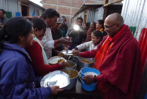 Nepal Earthquake Relief Efforts